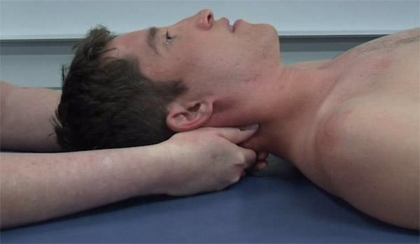14. Tucker Posterior Cervical Technique